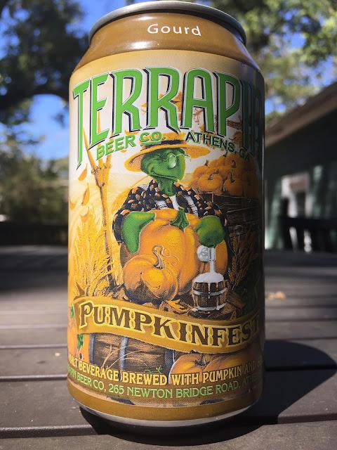 Pumpkinfest, Terrapin Beer Company