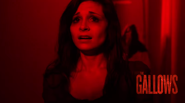 Horror Hits The Stage In New Trailer For 'The Gallows'