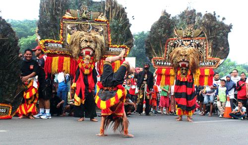 Reog and warok ponorogo indonesia holidays reog ponorogo indonesia thecheapjerseys Gallery
