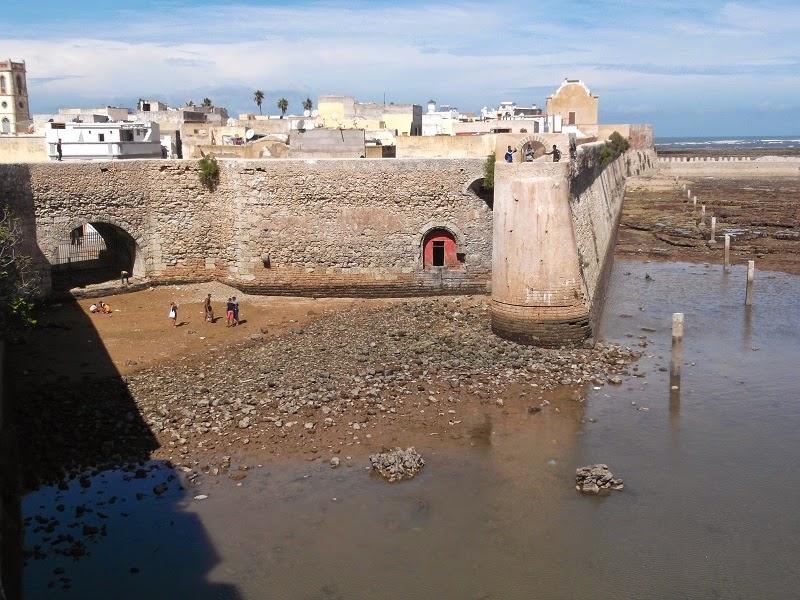 Antigua ciudad portuguesa