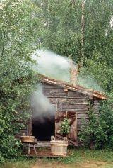 Финляндия, сауна, финская баня, музей саун