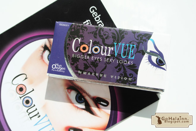 ColorVUE BigEyes Green Circle Lenses Green Review