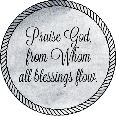 Love Wildflower - Lessons From Littles: Praise God From Whom All Blessings Flow