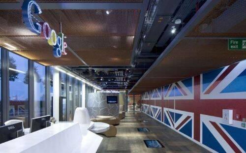 Fotos de las Oficinas de Google en Londres