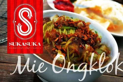 Mie Ongklok Kedai Suka-Suka, Kuliner Khas Wonosobo