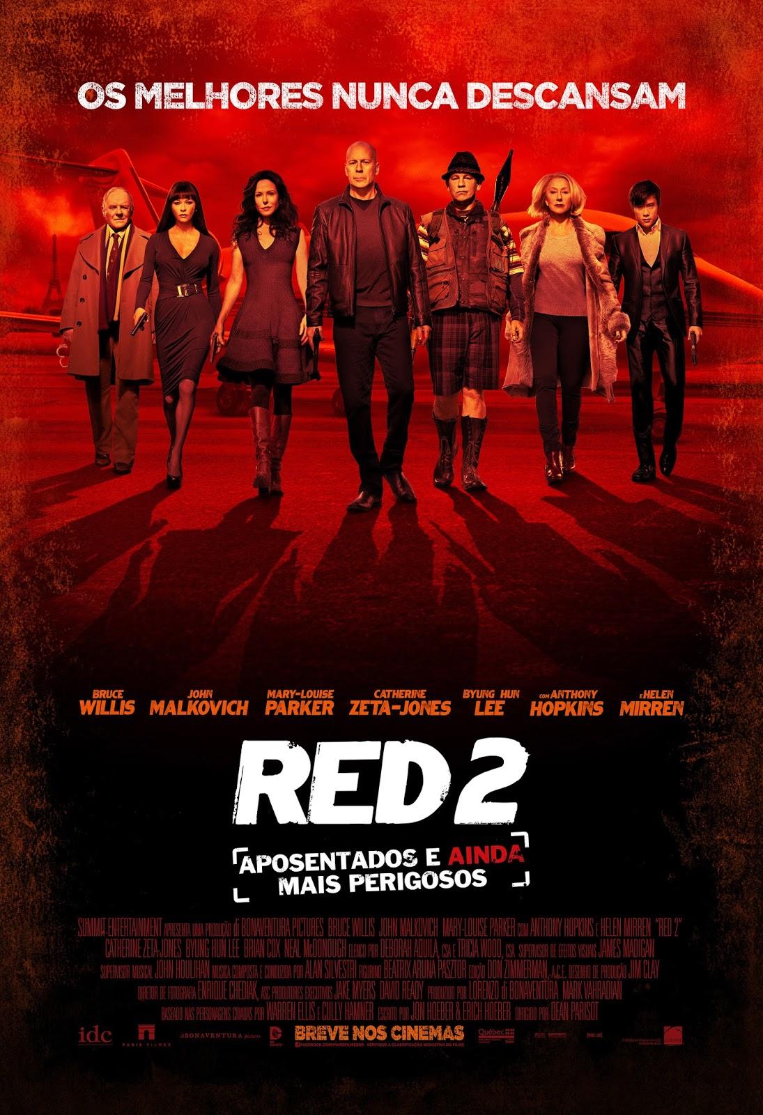 6c645bc9bb Download RED 2   Aposentados e Ainda Mais Perigosos Dublado