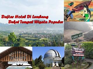 Daftar Hotel Di Lembang Dekat Tempat Wisata Populer