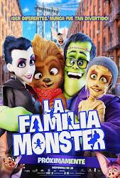La Familia Monster / Una Familia Feliz Poster