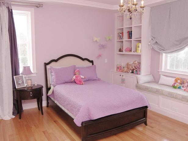 Chambre petite fille lilas avec des id es for Chambre marilou design vip