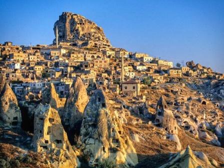 Que visitar en Turquía - Capadocia