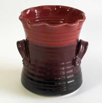 porcelain utensil jar