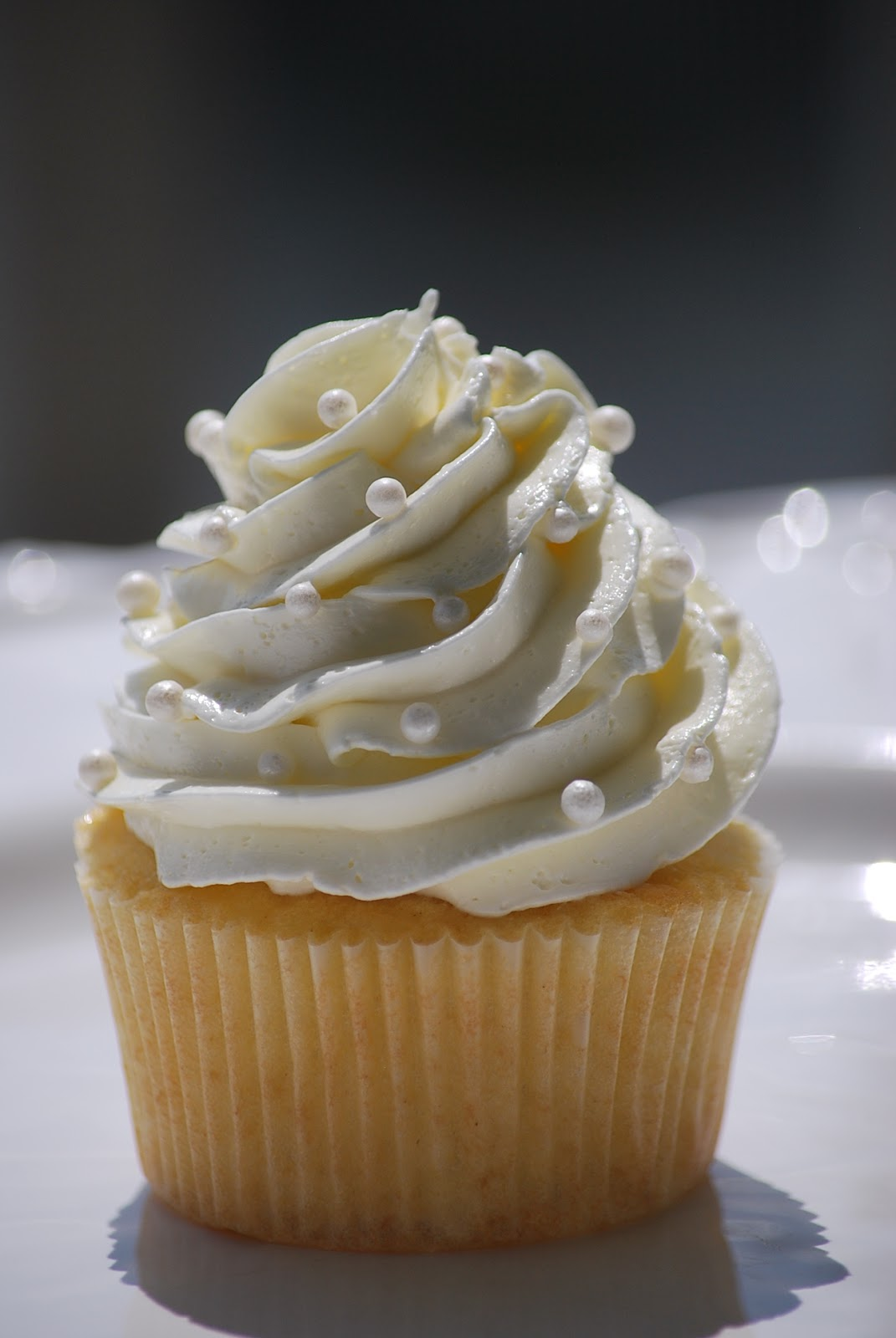My story in recipes: Vanilla Cupcakes