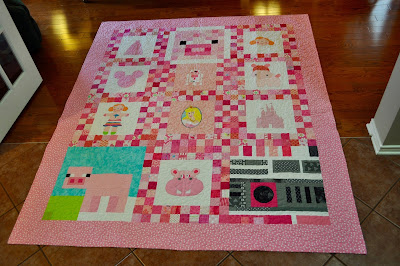 Katie's Favourite Things Quilt