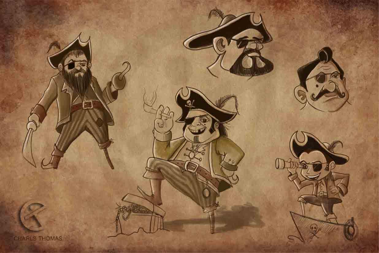 Ls Land Little Pirates