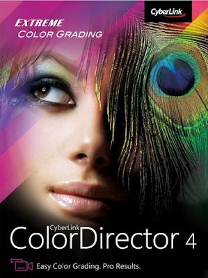CyberLink ColorDirector Ultra 4.0.4627.0 Final Full Terbaru
