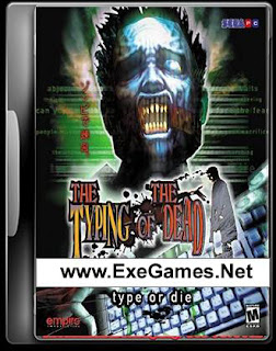 The Typing of the Dead Free Download PC Game