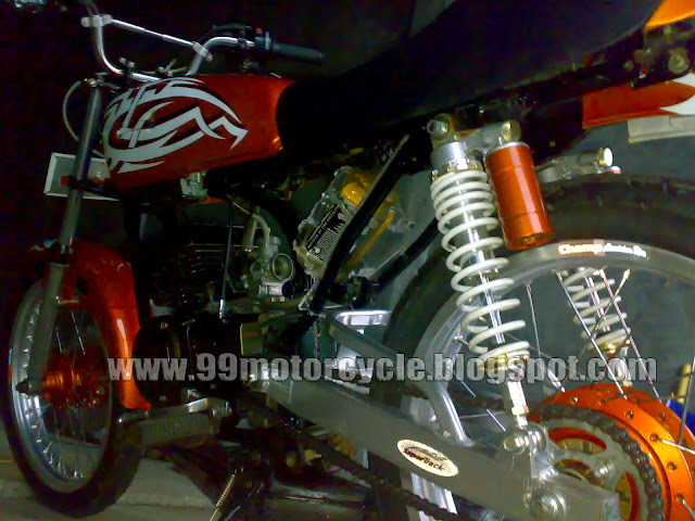Modification RX KING Cobra-RX K Surakarta Full Luxury