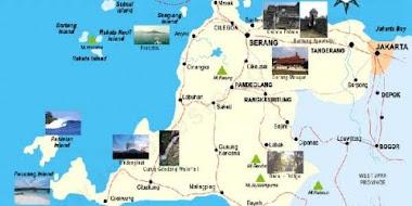 Wilayah Propinsi Banten 2011