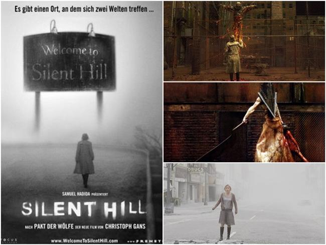 city of cinema welcome to silent hill willkommen in der h lle. Black Bedroom Furniture Sets. Home Design Ideas