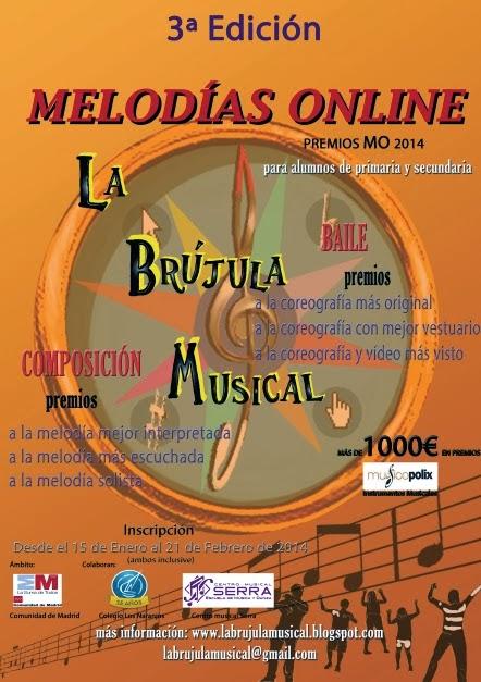 Melodías Online 2014 PDF hacer clic para descargar