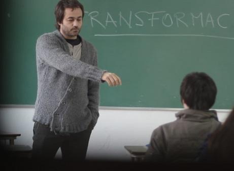 Discurso dos estudantes - Educação Proibida