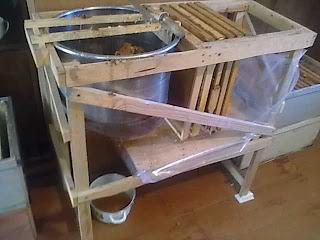 Стол для распечатки сотов своими руками