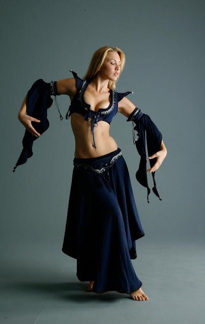 Bailarinas de Belly Dance