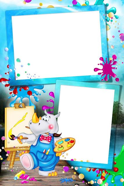psd frame for kidsPhoto Frame Design For Kids