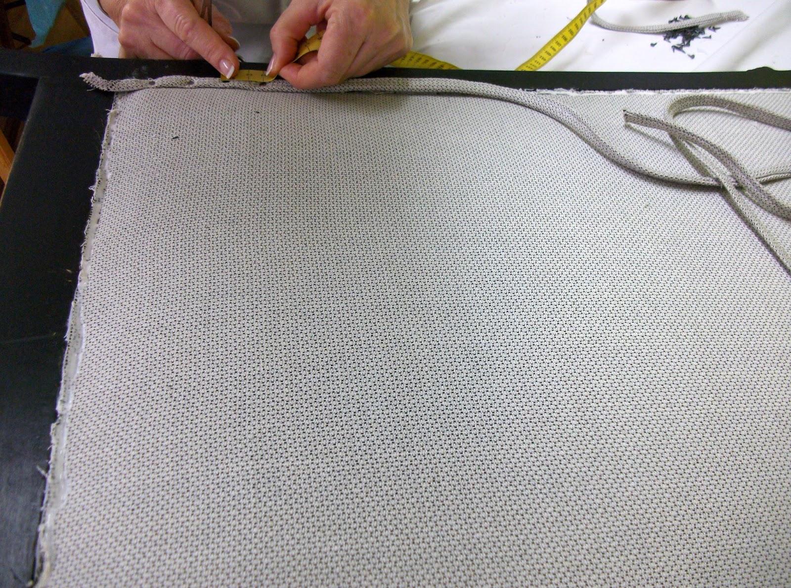 El blog de la restauradora sill n descalzadora - Chinchetas para tapizar ...