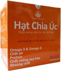 Hat Chia, Hạt Chia Úc