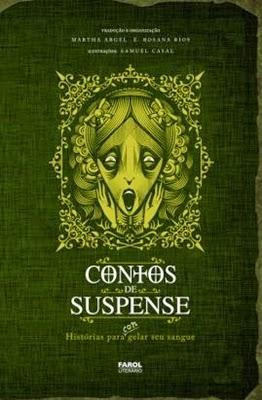 Contos de suspense * Rosana Rios e Martha Argel