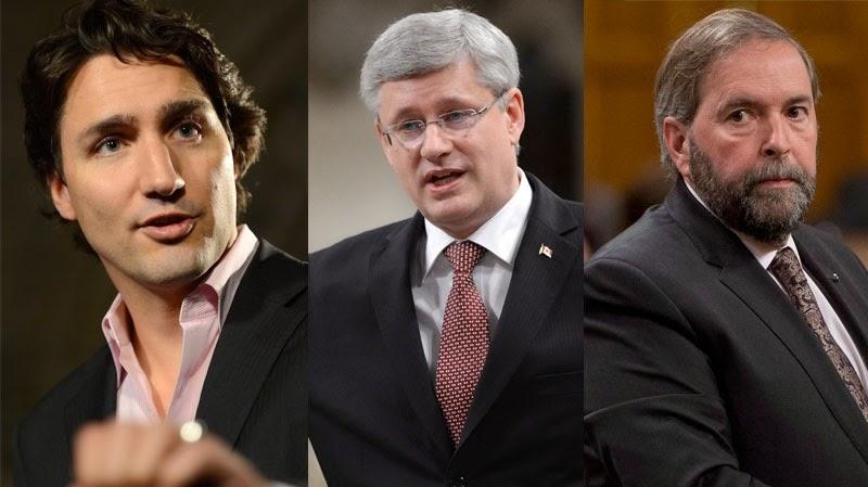 El 19 de Octubre son las Elecciones en Canadá