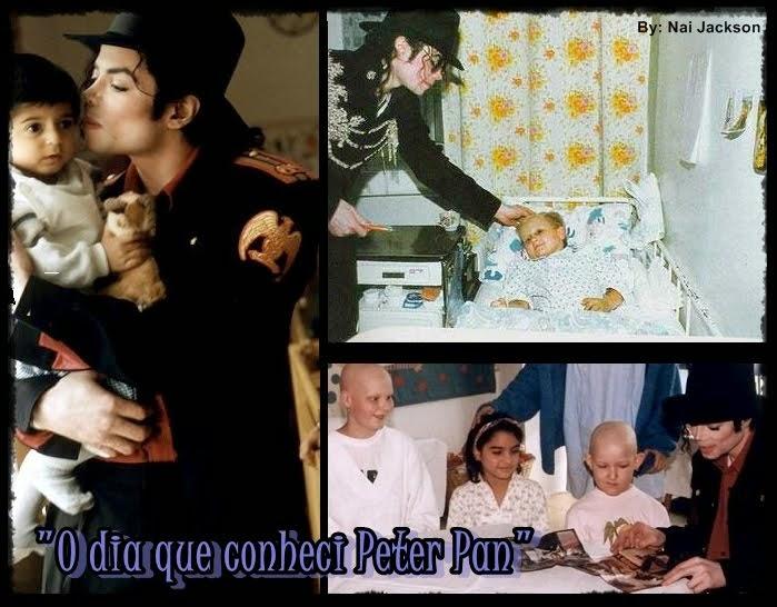 O dia que conheci Peter Pan