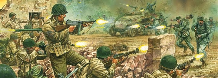 Unboxing: Bolt Action - D-Day Firefight