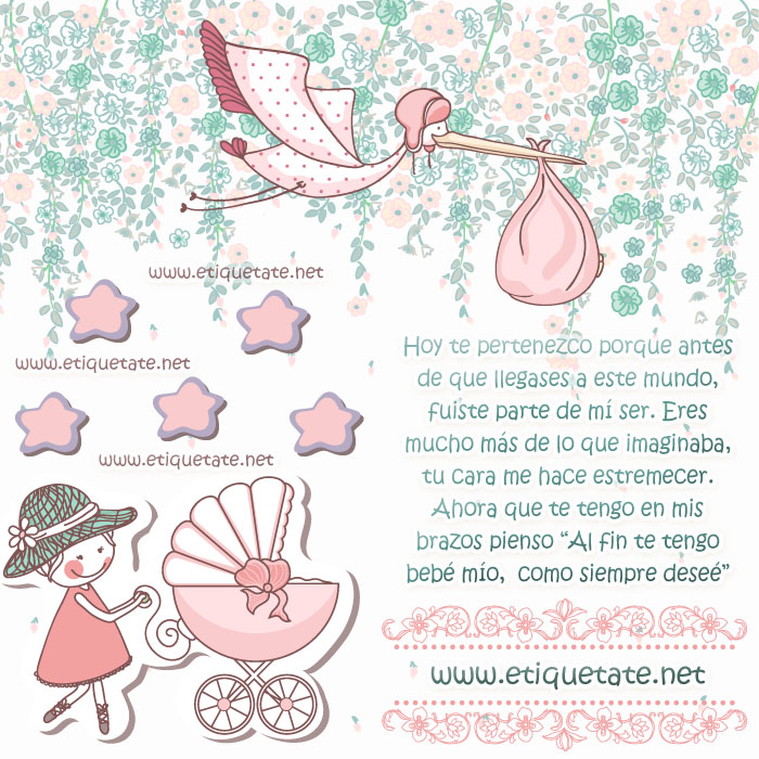 con frases online: Hermosas frases para bebes recién nacidos para ...