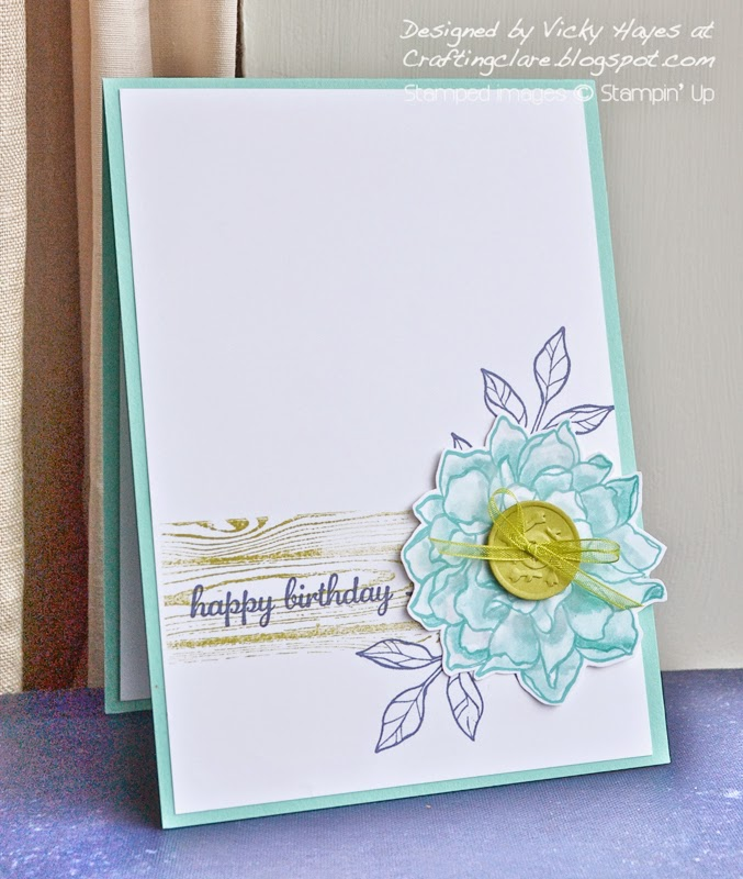 shop for stampin up supplies online from Vicky at Crafting clares paper moments