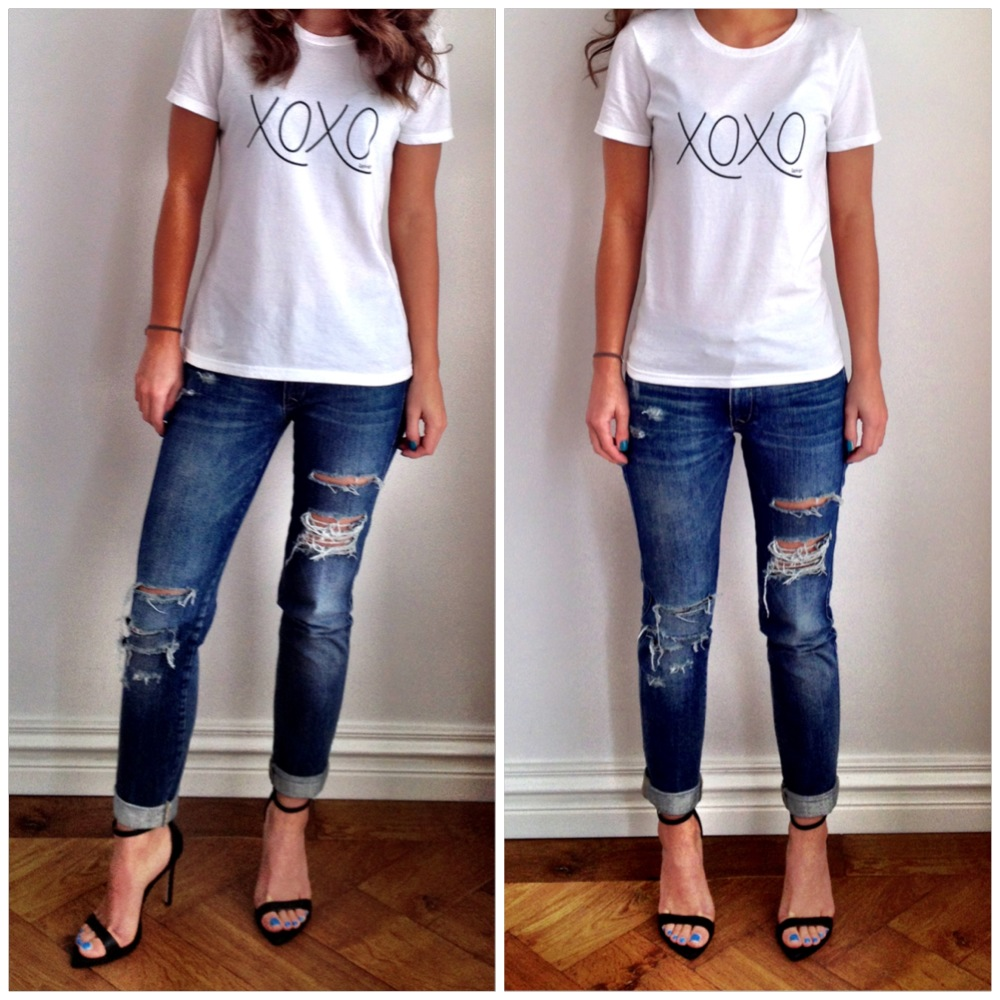 Get Inspired&39 by Daphnila: DIY: RIPPED JEANS