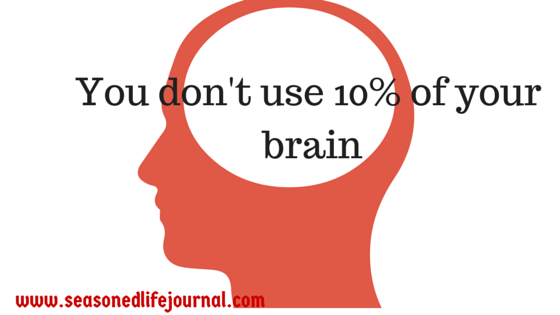 10 percent brain myth, untapped brain potential