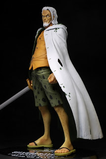 Figuarts ZERO Silver Rayleigh