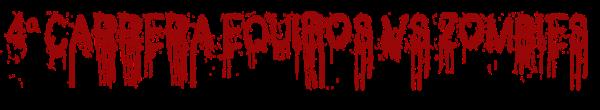 4ª Carrera Equipos contra Zombies
