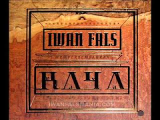 Lirik Lagu Iwan Fals - Raya