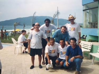 I Encontro Nacional de Filosofia Clínica em Florianópolis (Praia dos Ingleses) (Final dos anos 90)