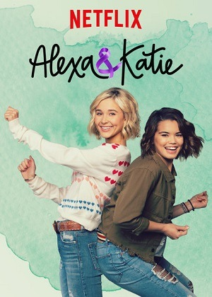 Alexa e Katie - 2ª Temporada Séries Torrent Download capa