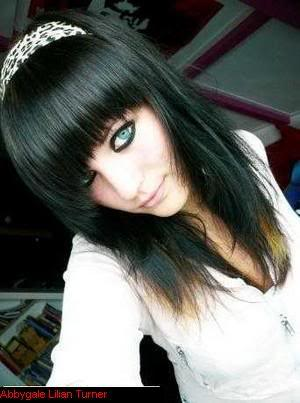 Pin Emo Haircuts For Girls With Thick Hair Hairstyles picture to