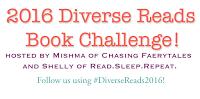 2016 Diverse Reads Challenge
