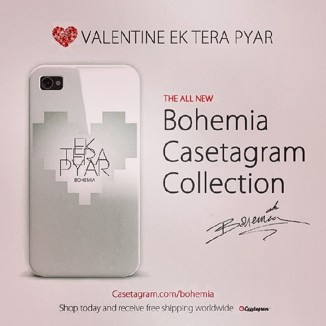 For that special Valentine of yours - love - bohemiagear - casetagram - bohemia