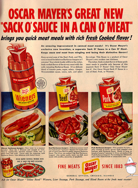 Speculation That Sarah Was The Reason For The Re Birth Of The Born Again Virgin additionally Publix Weekly Ad Preview 1020 1026 Or together with A Tale Of 4 Hot Dogs Which Do You Choose together with Vintage Oscar Mayer Wienerwhistle in addition Hot Dog Weiner Dog. on oscar mayer weiners