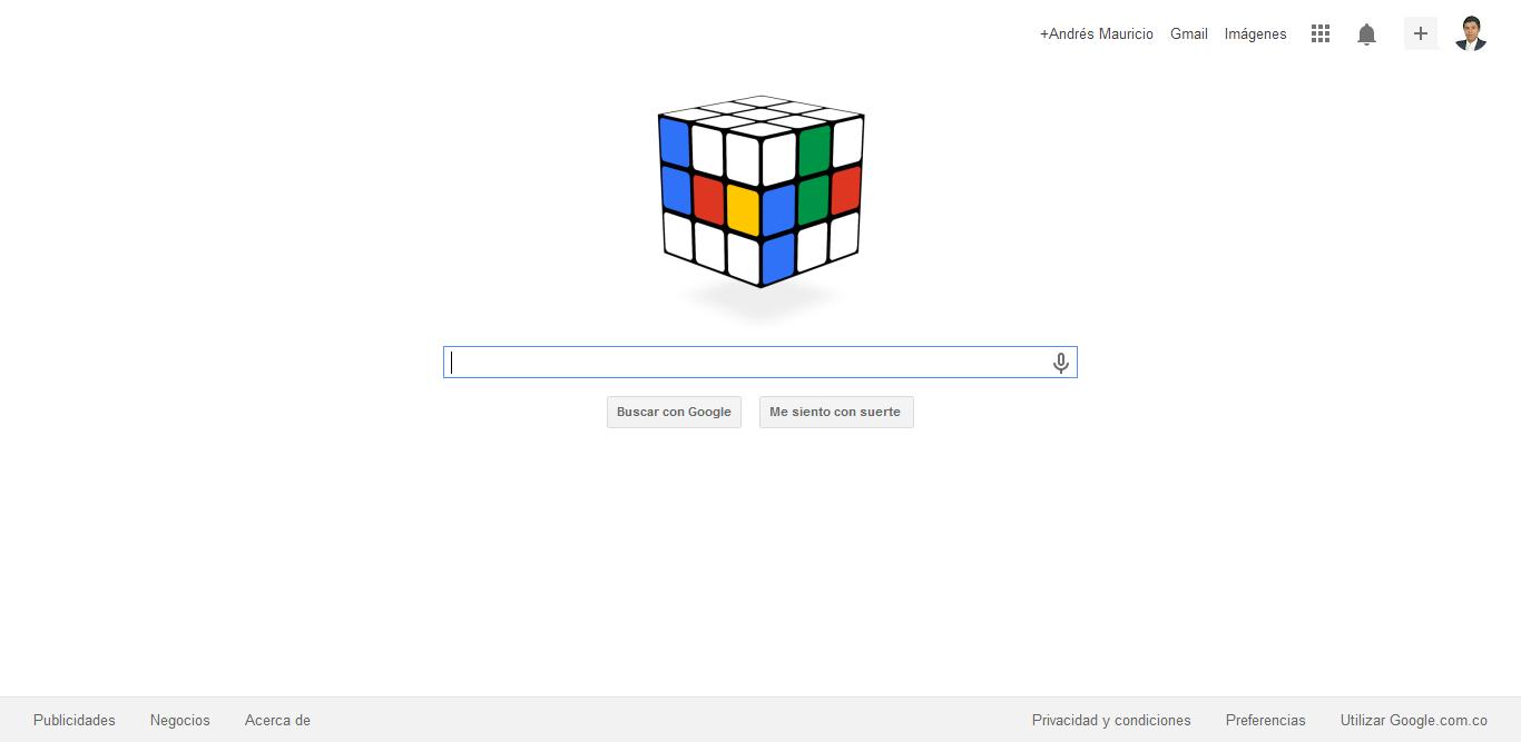 Un Doodle de Google para divertirse un poco 01