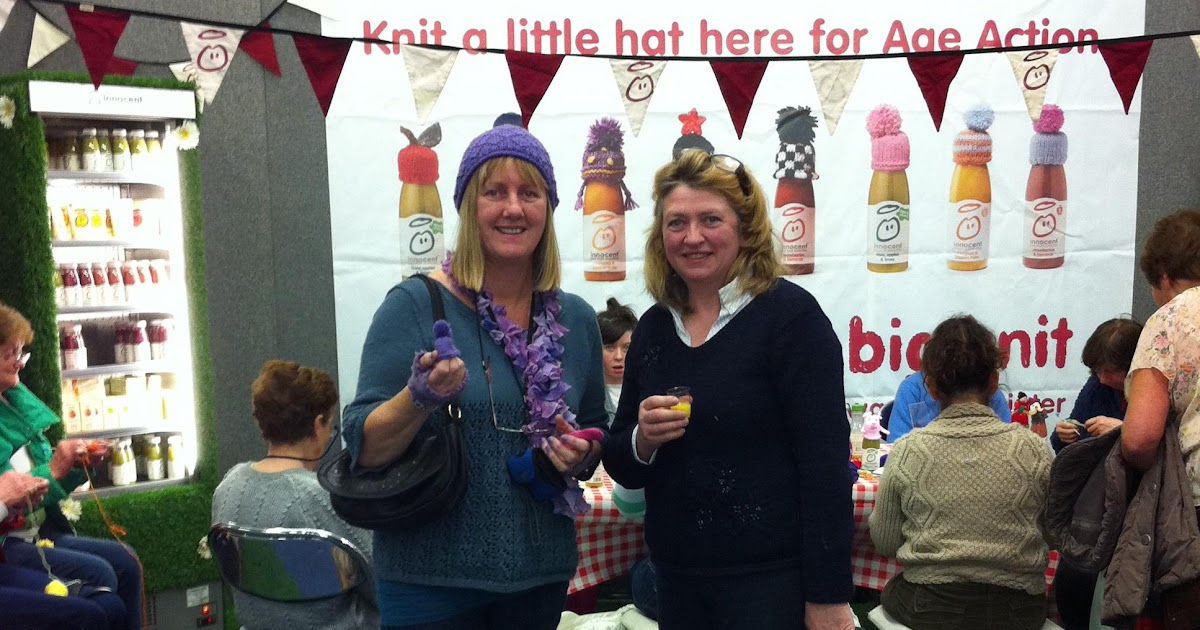 Dispatches from the Deise: The Knitting and Stitching Show Dublin - Craft Hea...