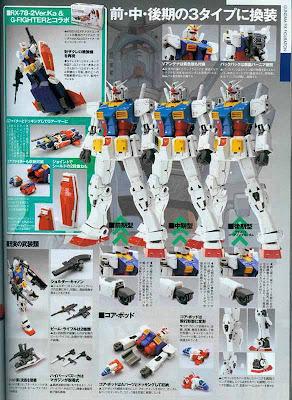 G.F.F. Metal Composite RX78-02 Gundam [The Origin]